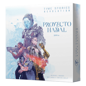 TIME Stories Revolution - Proyecto Hadal